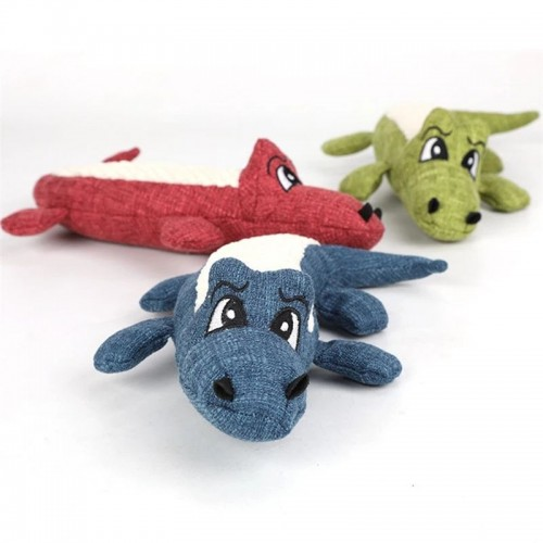 Durable Indestructible Squeaky Interactive Pet Toys Dog Chew Dog Toys
