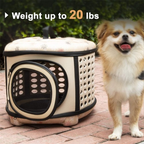 Outdoor Portable Foldable Dog Cage Kennel Pet Carrier Dog pet bags