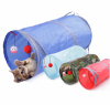 Collapsible Spacious Tube Fun for Puppy Kitten Cat Tunnel Pet Toys Cat