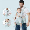 Agent Baby Carrier Infant Kids Backpack Hipseat Sling Front Facing Kangaroo Baby Wrap for Baby Travel 0-36 month