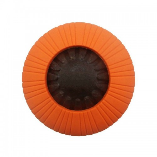 High quality Pet food Ball dispenser shaped bite resistant for dog Cat Interactive Treat toys