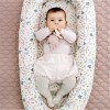 Wholesale Manufacturer 100% Cotton Baby Sleeping Snuggle Bed Nest