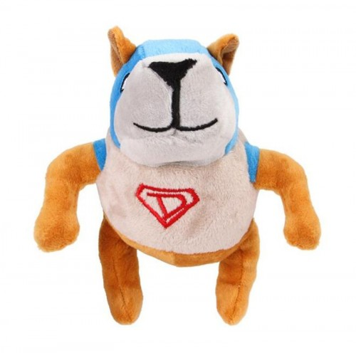 New Design Durable Squeaky High Quality Pet Plush Dog Toy