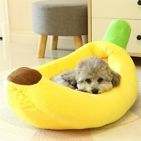 Dog Bed Pet Cat Bed Dog Breathable Sofa for Small Medium Dogs Super Soft Plush Pads