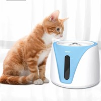 Pet automatic drinking fountain pet filter drinking feeder for dog and cat