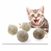 Play Ball 100% Nature Catnip Ball Cat Catnip Ball Toy For Playing Popular