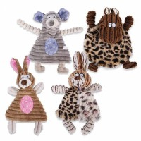 Wholesale New Design Cute Plush Dog Toys Cleaning Teeth Toys Durable Dog Chew Toys
