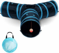 Cat tunnel-cat toys-cat tunnel for indoor cats-cat tube-collapsible 3 ways pet tunnel