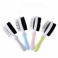 Pet Grooming Slicker Hair Brush Comb For Long Hair Cats And Dogs