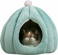 Cactus Pet Apartment Suitable for cats puppies and small dogs made of super plush self-heating material-machine washable fun design private cat cave and dog house