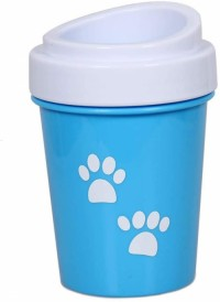 Dog Paw Cleaner Cup Soft Silicone for Dogs Foot Wash Tool Pet Feet Washer Portable Cat Dirty Paw Cleaning