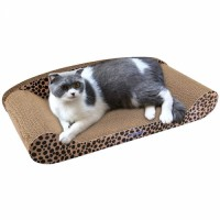Couch Scratching Post Cat Scratch Toy Board Kitty Toy Scratching Board Wall Mounted Couch Scratching Post