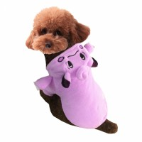 Small dog pet clothes pet pokemon costume pipi