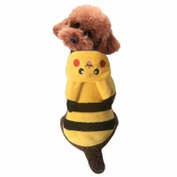 Pikachu cartoon design pet costume puppy costume