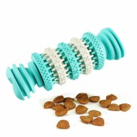 Durable Chew Toy Treat Feeder Toys Teeth Healthy And Training Tooth Cleaning for Pets