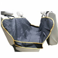 OEM accept detachable waterproof pet dog car seat cover full cover