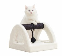 Cat Kitten Scratch Board Pad Soft Bed Mat Claws Care Toys Corrugated Scratcher Cat Training Toy