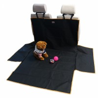 Protective Waterproof Pet Dog Car Trunk Cargo Liner Mat With Sides Seat Covers For Bucket Seats