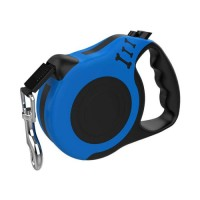 Hot Sale Dog Outdoor Training Nylon Automatic Retractable Dog Leash