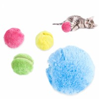 Pet cat toy electric Magic Roller Ball dog toys for cats kitten puzzle cat toys interactive ball cats products for pets supplies