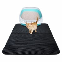 Pets Cats Litter Mat